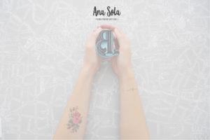 Ana Sola Block printing