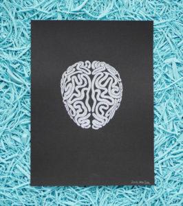 Ana Sola lámina cerebro