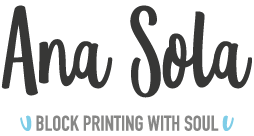Ana Sola – Block printing with soul