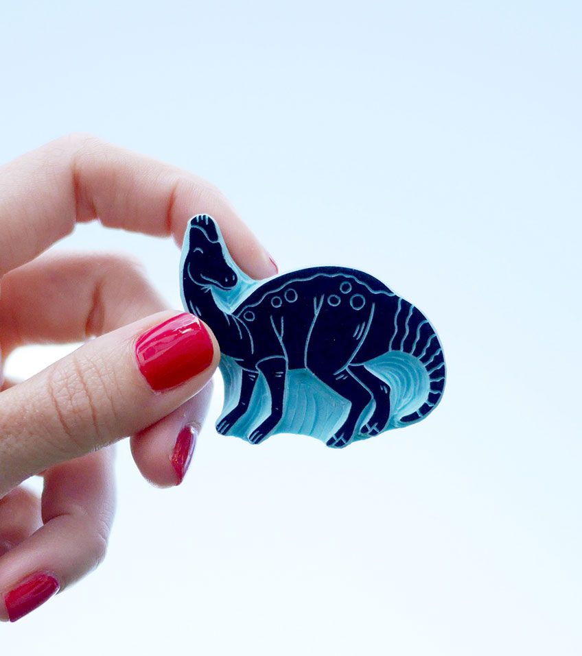 sello-dinosaurios-ana-sola