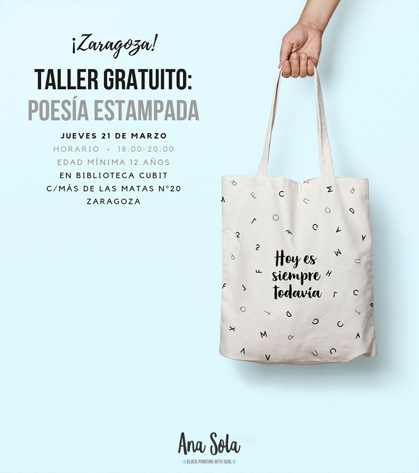 Taller-carvado-de-sellos-poesia-zaragoza-ana-sola
