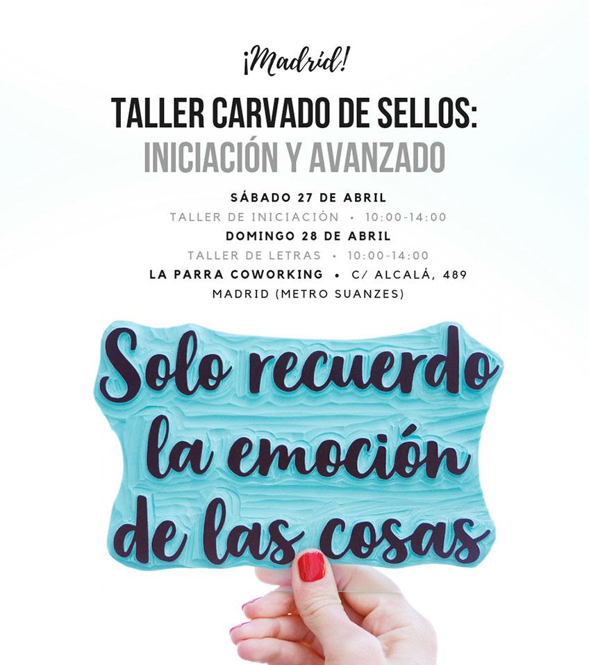 madrid-taller-carvado-de-sellos-ana-sola