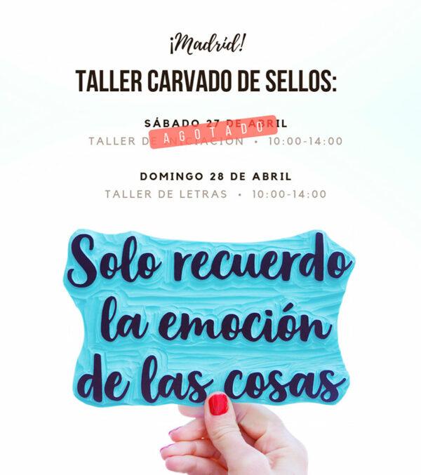 taller-de-letras-madrid-ana-sola-carvado-de-sellos