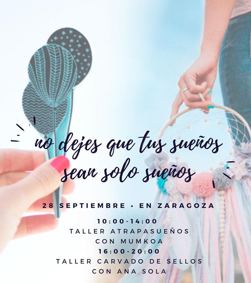 Ana-Sola-taller-carvado-de-sellos-zaragoza-scrapbooking
