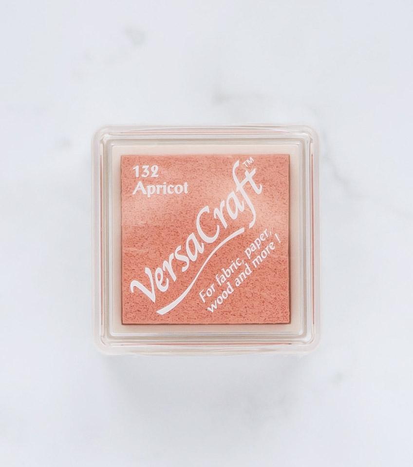 tinta-versacraft-mini-apricot-albaricoque-materiales-carvado-sellos-ana-sola