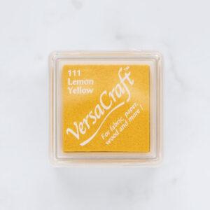 tinta-versacraft-mini-lemon-yellow-amarillo-limón-materiales-carvado-sellos-ana-sola