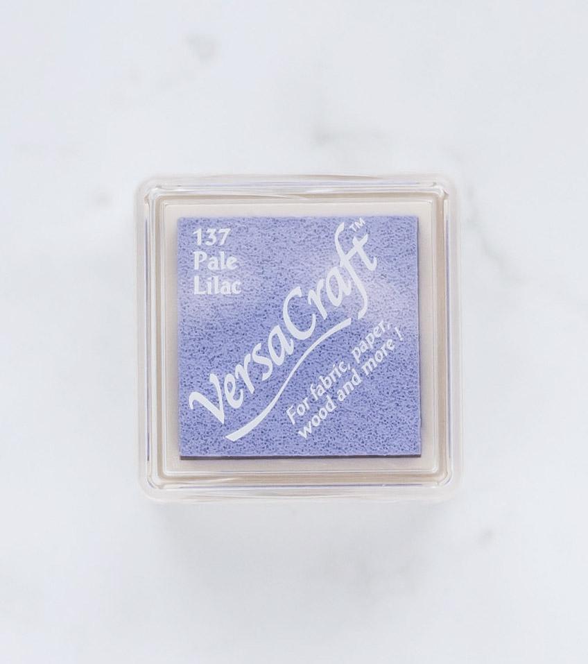 tinta-versacraft-mini-pale-lilac-lila-palido-materiales-carvado-sellos-ana-sola
