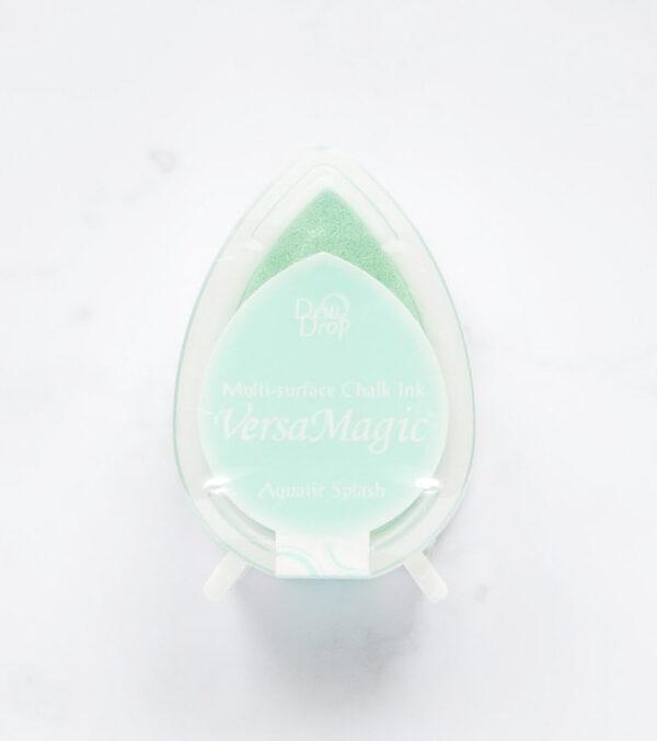 tinta-versamagic-mini-aquatic-splash-rocio-acuático-materiales-carvado-sellos-ana-sola