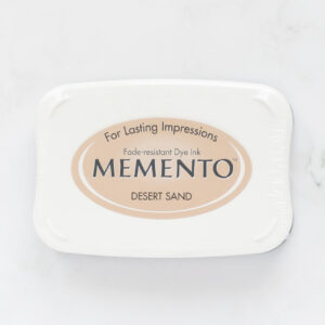 tinta-memento-desert-sand-arena-del-desierto-materiales-carvado-sellos-ana-sola