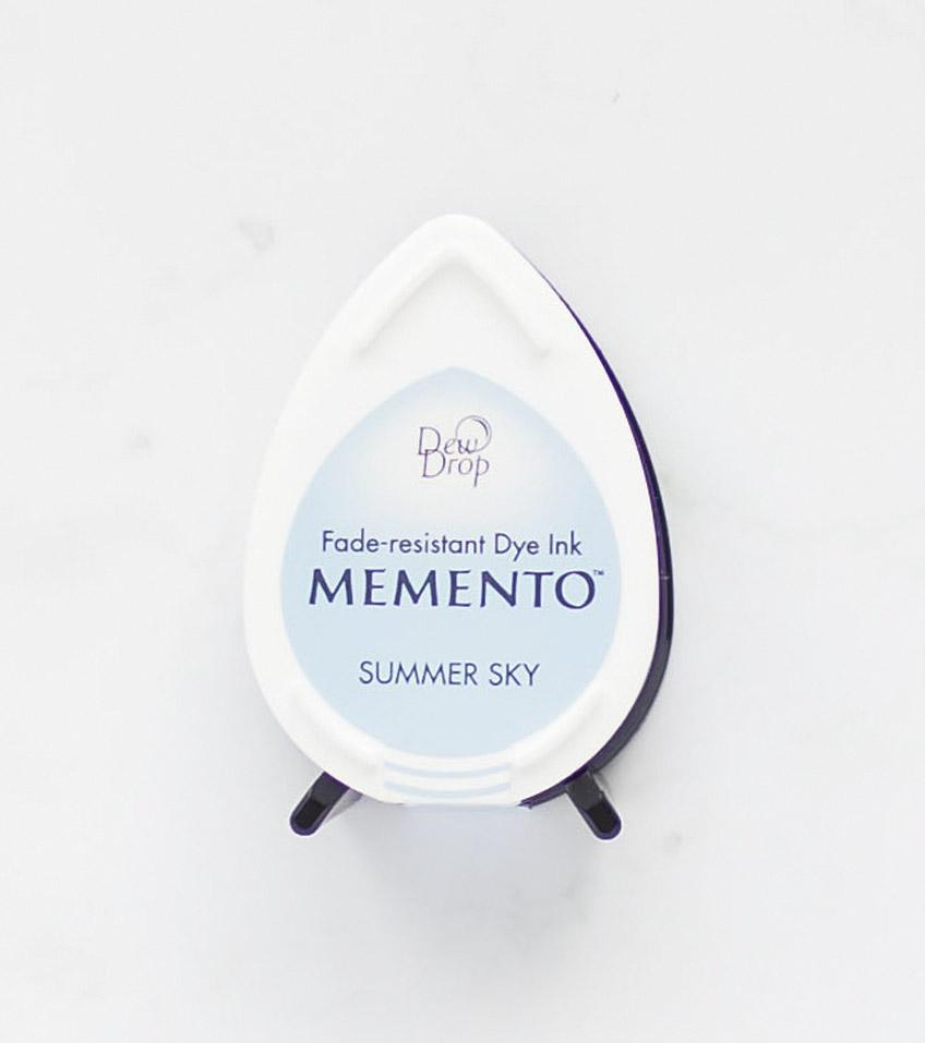 tinta-memento-mini-summer-sky-cielo-de-verano-materiales-carvado-sellos-ana-sola