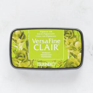 tinta-versafine-clair-verdant-frondoso-materiales-carvado-sellos-ana-sola