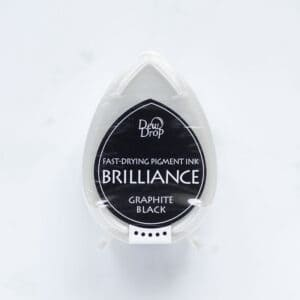 tinta-brilliance-mini-graphite-black-negro-grafito-materiales-carvado-sellos-ana-sola