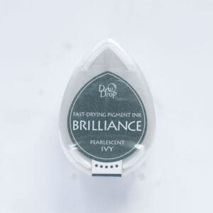 tinta-brilliance-mini-pearlescent-ivy-hiedra-perlada-materiales-carvado-sellos-ana-sola